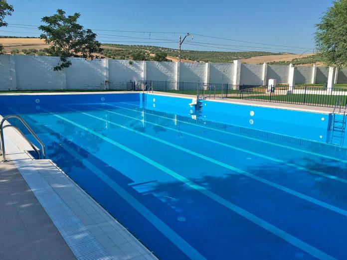 acondicionar una piscina