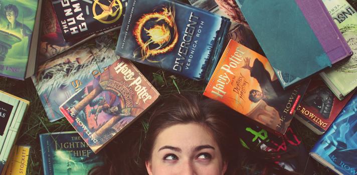libros y adolescentes