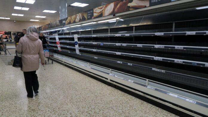 Coronavirus: los supermercados