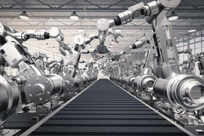 automatización en el negocio industrial