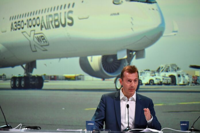 Airbus multa récord de £ 3 mil millones por esquema de corrupción