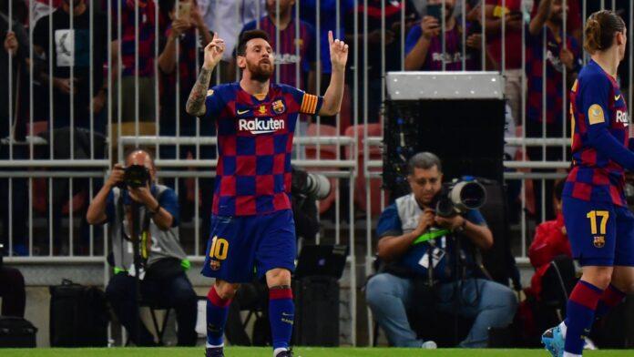 Barcelona es el primer lugar en la clasificación ganadora con Man Utd