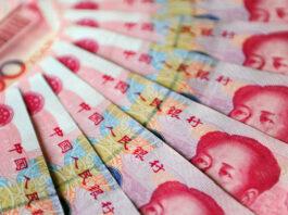 El crecimiento económico de China en un mínimo de tres décadas