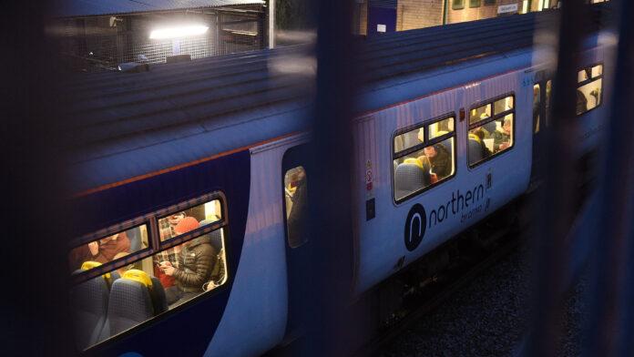 Porque la franquicia de Nordic Railways está nacionalizada