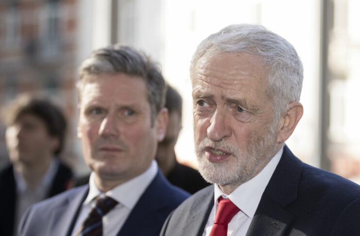 ¿Fue la suspensión de Jeremy Corbyn el primer gran paso en falso en el liderazgo de Keir Starmer?