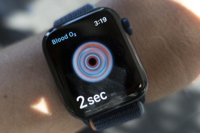 Apple, iOS, iPhone, Apple Watch, health, COVID-19