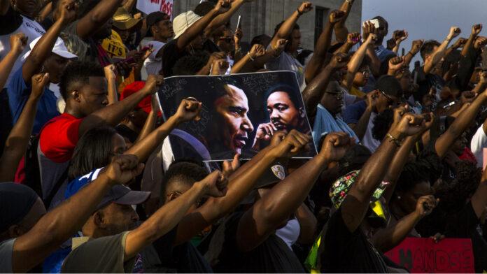 Opinión instantánea: BLM es 'una amenaza inquietante para el progreso racial'