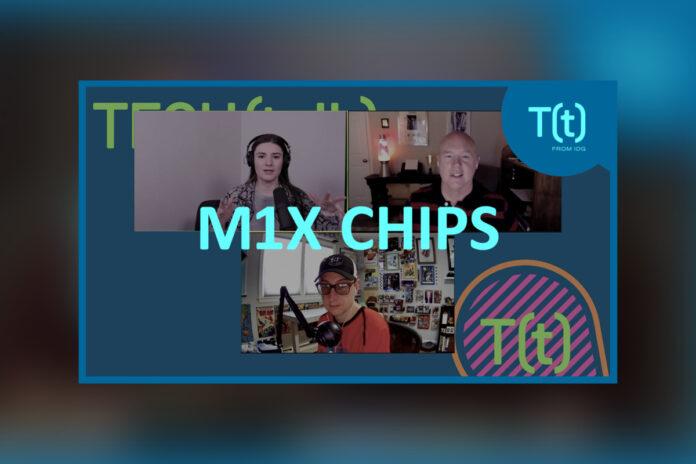 Podcast: Chip M1X: la próxima generación de silicona de Apple