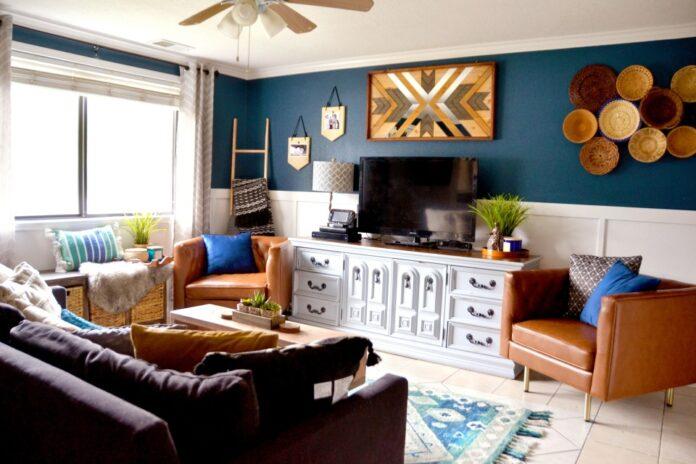 ¿Cómo puedo redecorar mi casa con un presupuesto limitado?