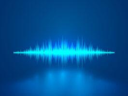 voice recognition equalizer sound wave