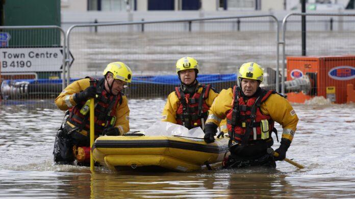 Opinión instantánea: las inundaciones revelan la 'tensión urbano-rural' de Gran Bretaña