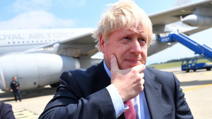 El historial de Boris Johnson sobre el cambio climático
