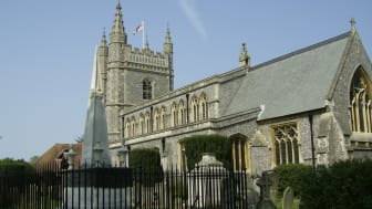 Iglesia de Beaconsfield en Buckinghamshire