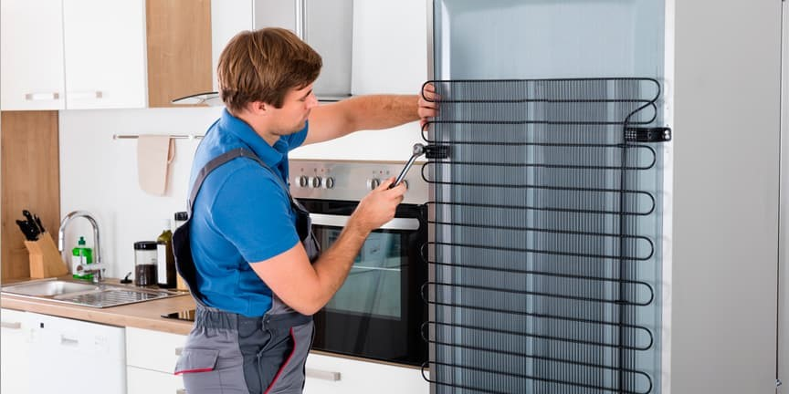 averías más comunes en frigoríficos