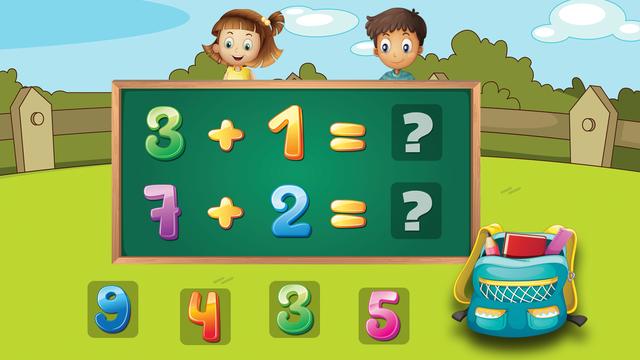 matemática para niños